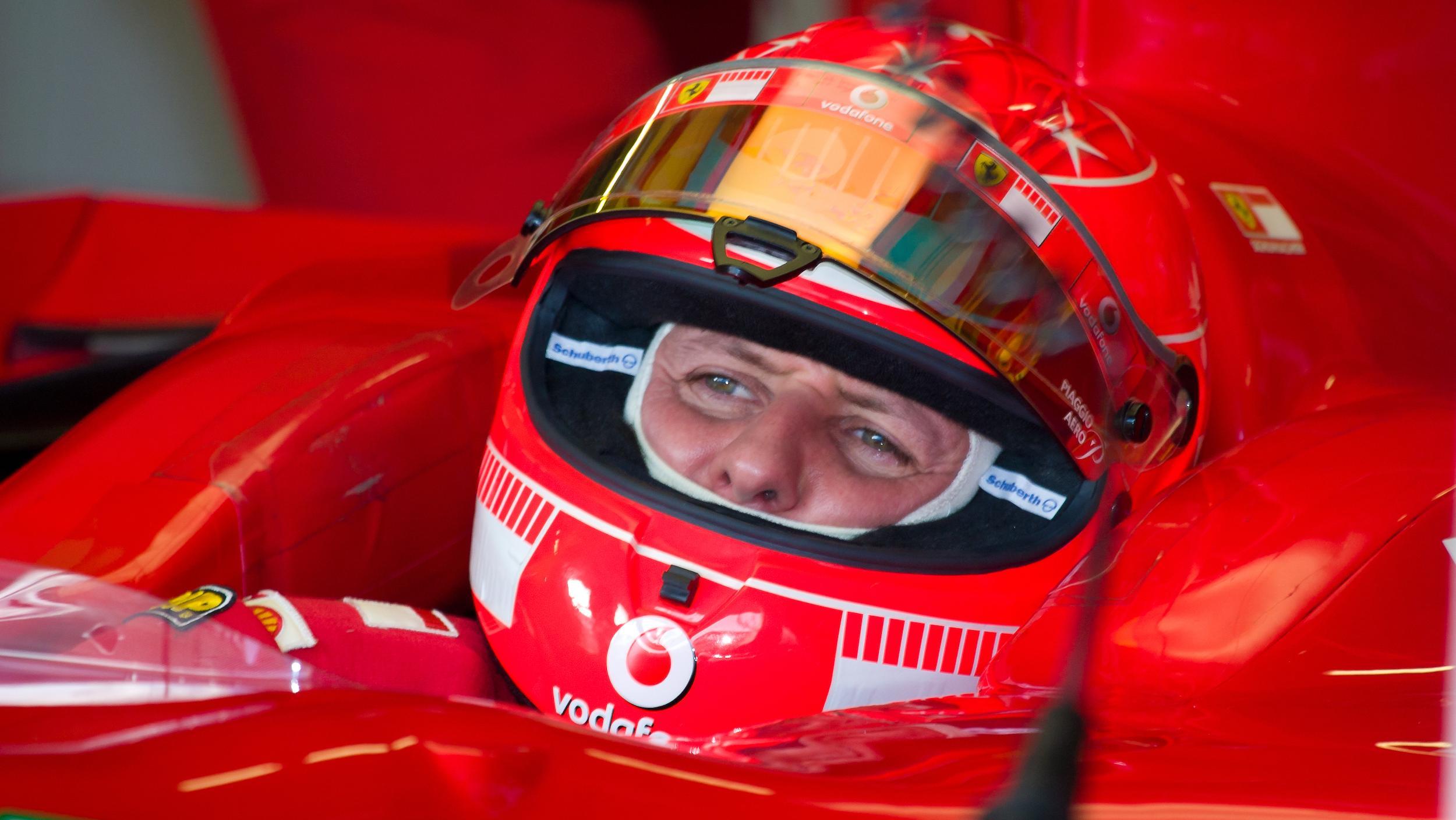 SCHUMACHER - dokument o legendzie F1